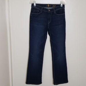 For All Mankind Mid Rise Bootcut jean